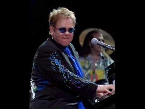 Elton John - Big Man In A Little Suit