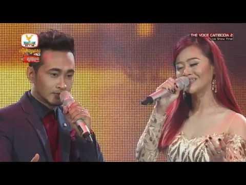 The Voice Cambodia - Thel Thai vs Aok Sokunkanha - Live Show Final 19 June 2016