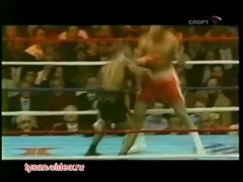 Майк Тайсон - Майкл Джонсон (Mike Tyson vs Michael Johnson) бой-8