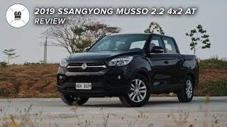 2019 SsangYong Musso 2.2 4x2 AT Review: The Best On-Road Pick-Up?