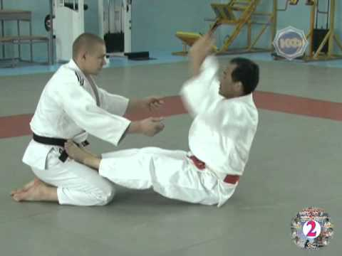 Judo.Tomoenage.Methods of teaching. Image 1