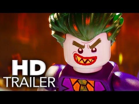 THE LEGO® BATMAN MOVIE | Trailer 4 Deutsch German | HD 2017