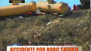 Accidente Por Robo Salvaje
