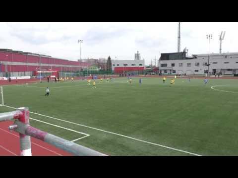 Sestřih branek FC Baník Ostrava U12 - MFK Karviná U12 9:7