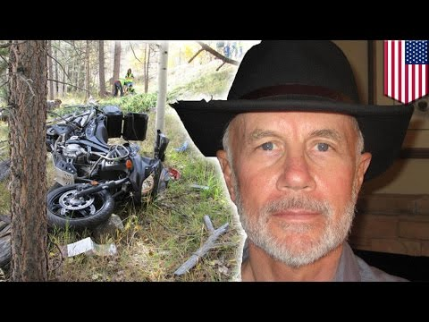 A pair of boy scouts from Davis County, Utah chopped down a tree that led to the deadly accident involving a motorcyclist on Saturday afternoon. The Boy Scou...
