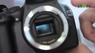 Видео обзор Canon EOS 1100D KIT EF-S 18-55 IS II от ИОН