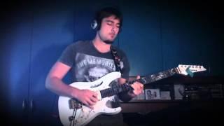 Steve Vai - Tender Surrender - Cover By Davide Pepi