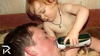 10 Kids With The Worst Parents Ever