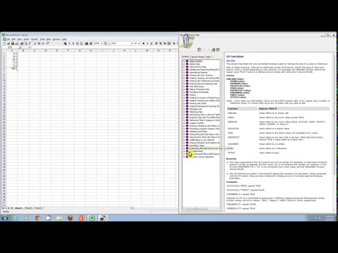 ms office excel demo tutorial in  telugu