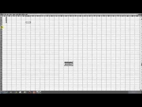 ms office excel demo tutorial in  telugu