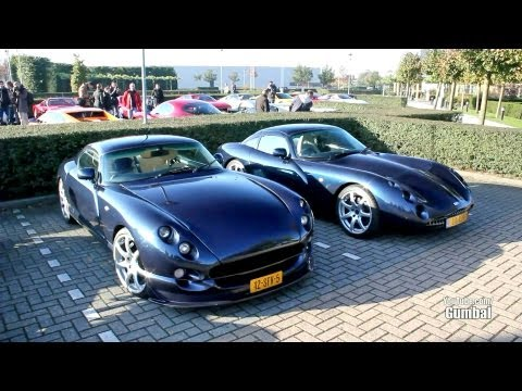 TVR Cerbera 4.2 MkII + TVR Tuscan w/ Decatted Exhaust !!