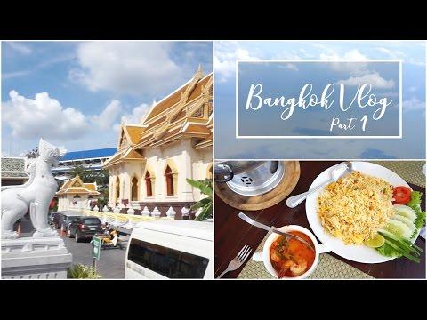 Bangkok Vlog Part 1 | Debasree Banerjee