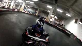 practice first time at Karting GP-Arena 28.03.2012