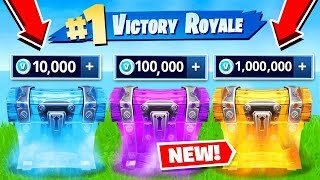 *NEW* V BUCKS WAR Gamemode in Fortnite Battle Royale!