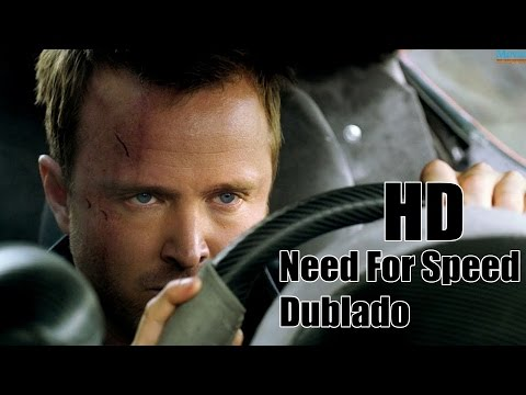Need For Speed. O filme. Dublado. 720p