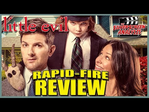 Little Evil (2017) | Netflix Original Film Review streaming vf