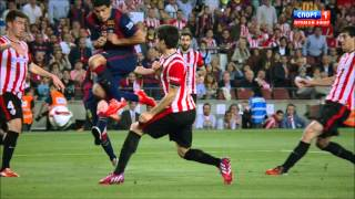 Athletic Bilbao vs Barcelona All Goals and Highlights | Copa Del Ray Final | 30-05-2015