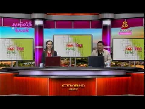 Khmer News | Ctvb News | Social News | 06 April 2015  Part 02