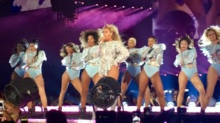 Beyonc Countdown Pop My Trunk Live in Houston at Formation World Tour