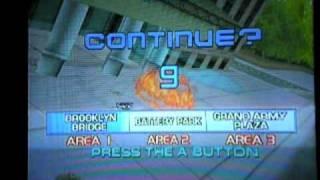 Gunblade NY (Wii) - Hard Course 366 sec.