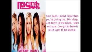 Watch No Secrets Skin Deep video
