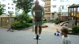 Pogo stick SKYTON EXTREME AIR Adam