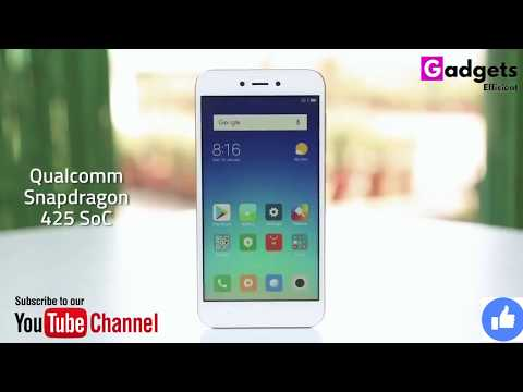Quick unboxing Xiaomi Redmi 5A: Hands on | Price | review in Hindi