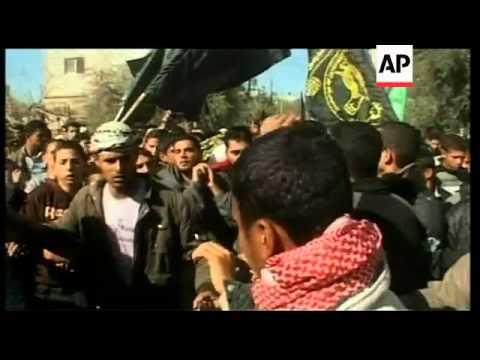 Israeli military kills suspected Palestinian militants; funeral