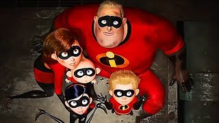 INCREDIBLES 2 International Trailer (Animation, 2018) NEW FOOTAGE