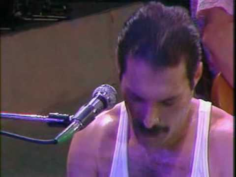 Queen - We Will Rock You and We Are The Champion (Live) Music Videos