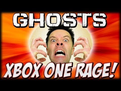 XBOX ONE RAGE (Call of Duty Ghosts)