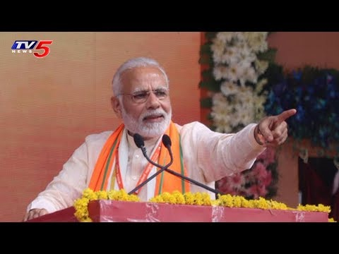 BJP Political Strategy for 2019 Elections | TV5 News