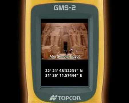 Topcon Gr 3. Topcon GPS. 3:52