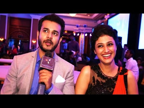 Jay Soni & Ragini Khanna Together In Sony Pals show Dil Hain...