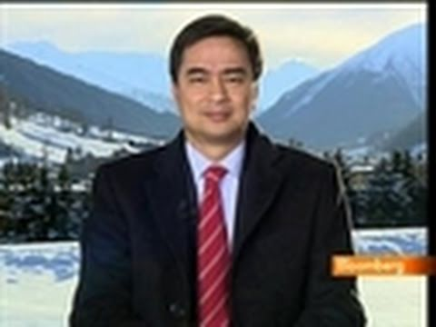 Thailand's Abhisit Says Government Ready for Elections