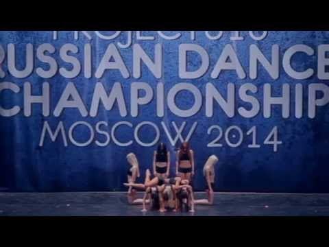 SONYA DANCE TEAM / CONTEMPORARY / PROJECT818 RUSSIAN DANCE CHAMPIONSHIP / 2 PLACE