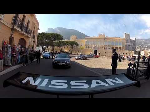 Nissan at EVER Monaco 2012