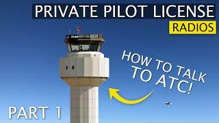 Talking to Air Traffic Control   ATC Radio Communications