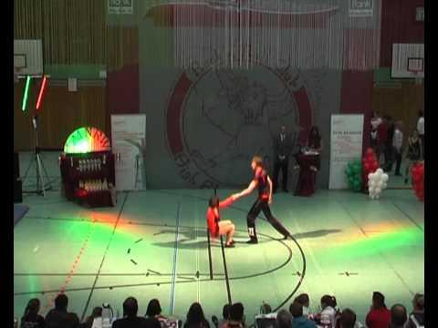 Lisa Finster & Jesko Opitz - Landesmeisterschaft NRW 2013