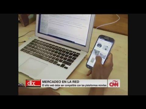El mercadeo en las plataformas móviles