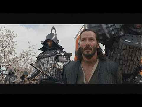 Keanu Reeves Stars In Samurai Movie 47 Ronin Cinema