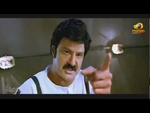 Srimannarayana movie dialogues trailer - Balakrishna Parvathi...