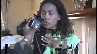 Ethiopia Former Prime Minister Meles Zenawi Wife