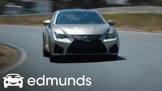 2018 Lexus RC F Review | Edmunds