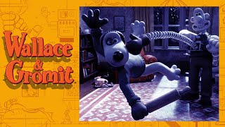 Bully Proof Vest - Cracking Contraptions - Wallace and Gromit