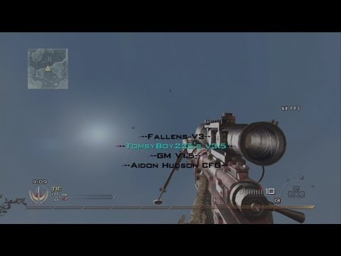 How To Host MW2 CFG Mod Menu Online | Without Jailbreak (Voice Tutorial)