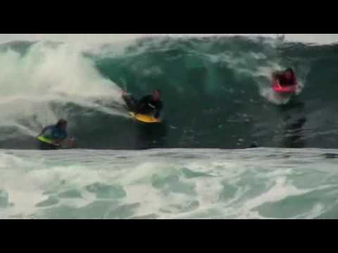 BEN PLAYER AT AUSSIE PIPE