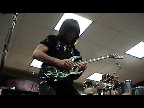 Michael Angelo Batio (The Metal God)