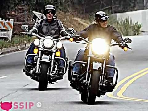 Harley Davidson music video ride the wind,poison.mp4