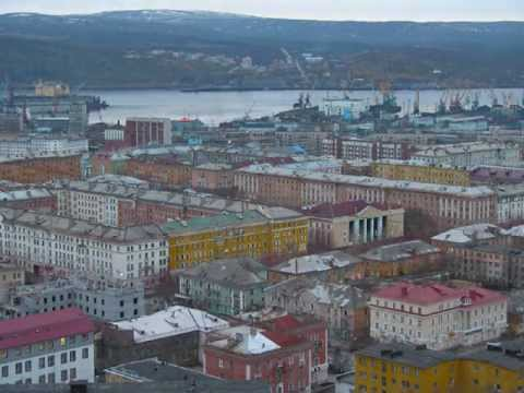 Мурманск Murmansk Russia